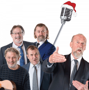 The Goon Show LIVE! At Yulefest 2019