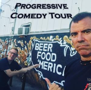 Progressive Comedy Tour - Iowa City, IA