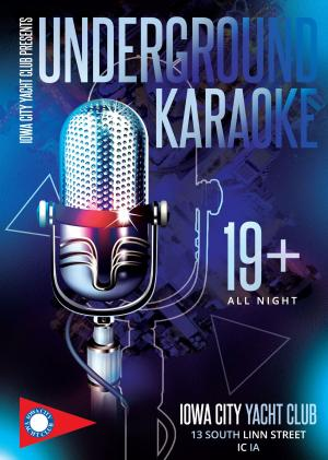 Friday Karaoke at Yacht!