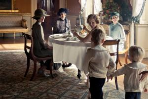 Downton Abbey, The Movie Afternoon Tea