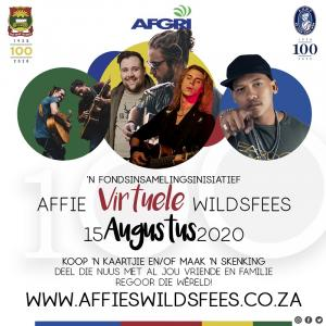 Affie Virtuele Wildsfees