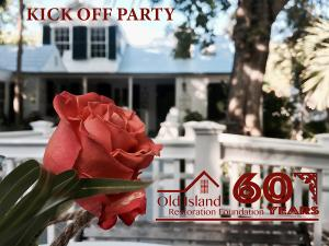 60th Annual Old Island Restoration Kick-off Party!