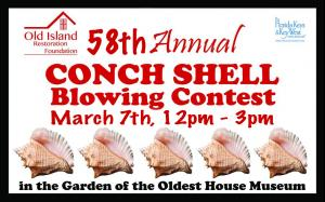 58th Annual Conch Shell Blowing Contest