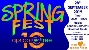 Apricot Tree SPRING FEST