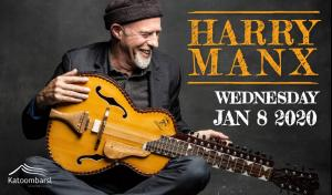 Harry Manx at Katoomba RSL