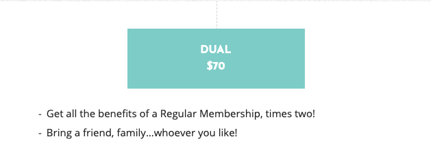 Dual Membership Benefits