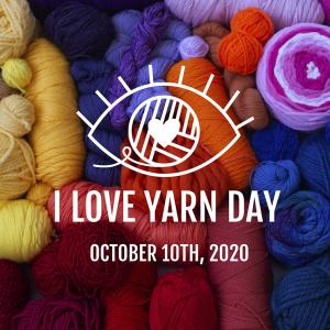FREE - I Love Yarn Day Virtual Festival