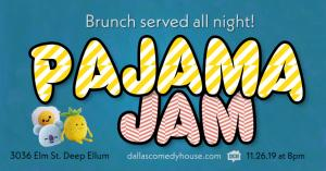 Tuesday Night Free Improv Pajama Jam