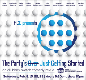 FCC Presents: The Party's Just Getting Started