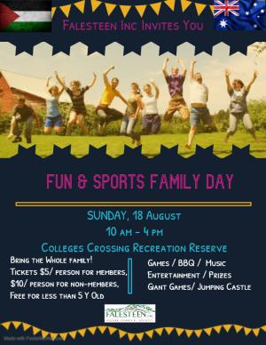 Fun & Sports Family Day