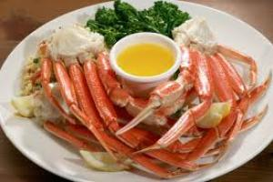 KRACKEN 'EM UP WEDNESDAYS-Crab Legs & Comedy