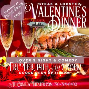 VALENTINE'S LOVER'S NIGHT (Special Engagement)