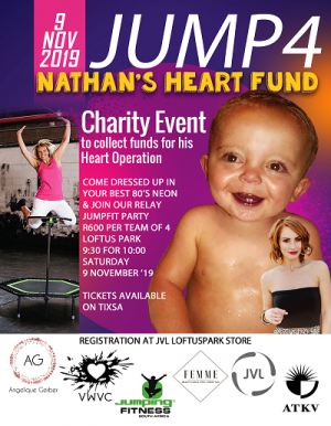 Jump4 Nathan's Heart Fund