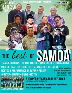 The Best of Samoa