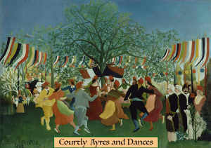 Courtly Ayres and Dances