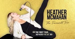 MRG Live Presents: Heather McMahan