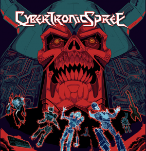 MRG Live Presents: The Cybertronic Spree