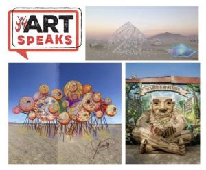ArtSpeaks // Episode 2:  Sustainable Art