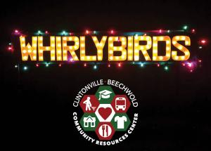Whirlybirds: Home for the Holidays Fundraiser