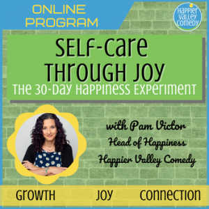 Self-Care Through Joy: The 30-Day Happiness Experiment