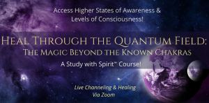 Quantum Healing: Layers Beyond the Chakra System