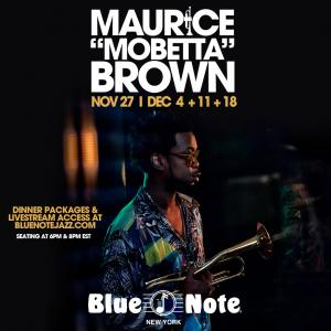 "Maurice ""Mobetta"" Brown"