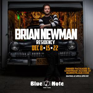 Brian Newman Residency