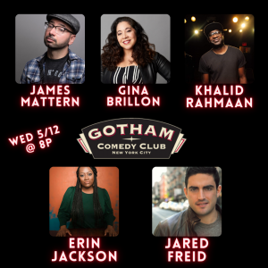 The Gotham All-Stars (Weekday Series)