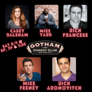 The Gotham All-Stars - SOLD OUT!