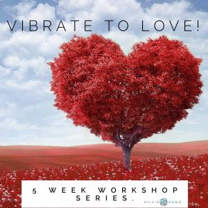 Vibrate to Love