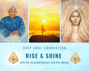 Teachings with Ascended Master Chung Fu