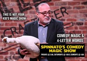 SPINNATO COMEDY MAGIC