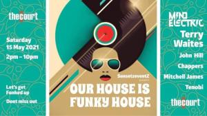 OUR HOUSE IS FUNKY HOUSE