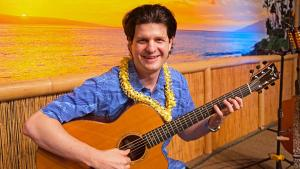 Jeff Peterson & The Slack Key Show Ohana