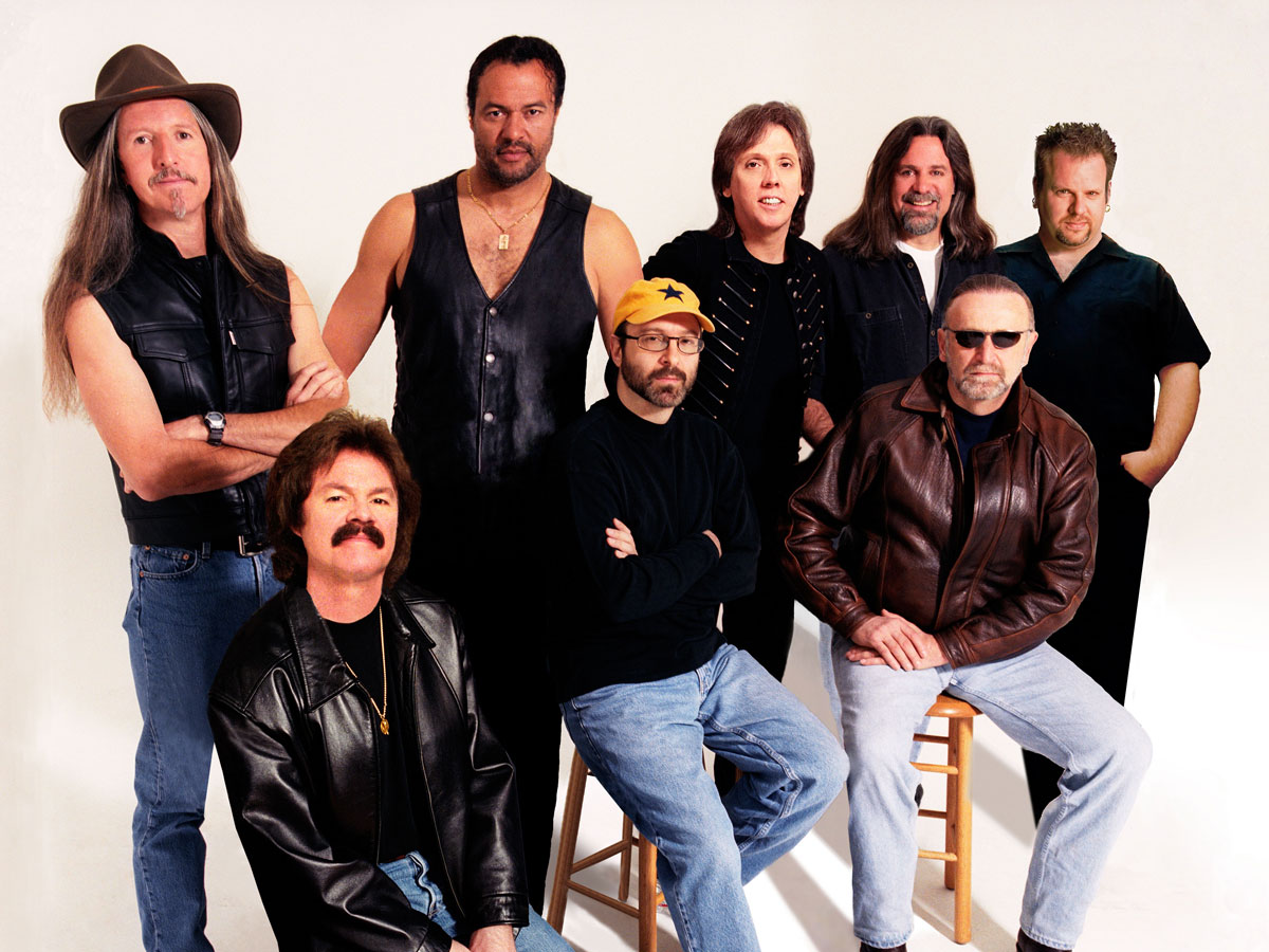 Tickets for THE DOOBIE BROTHERS in Manson from ShowClix