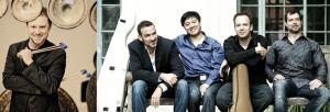Miro Quartet with Colin Currie