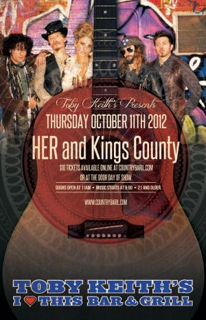HER and Kings County