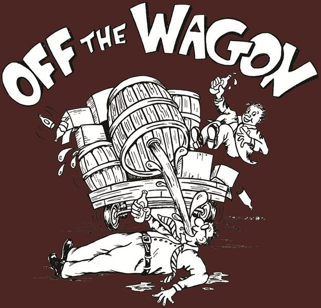 Hasil gambar untuk Off the Wagon