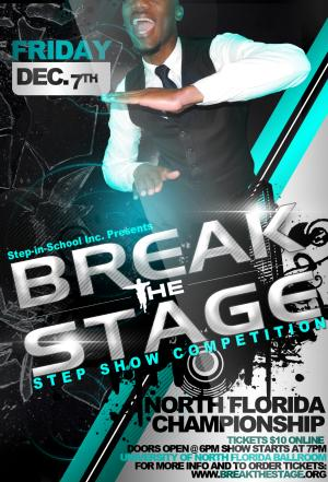 Break the Stage North Florida