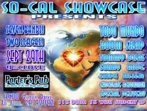 SoCal Showcase