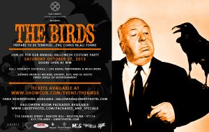 The Liberty Hotel Presents: The Birds