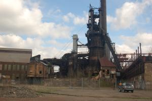 Carrie Furnaces Guided Tour