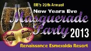 BB's New Years Eve Masquerade Party
