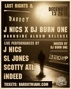 J NICS X DJ Burn One | 12.13