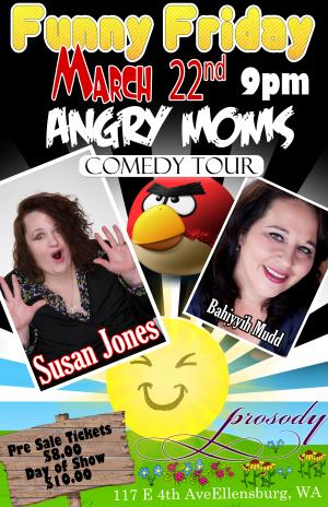 Angry Moms Comedy Tour