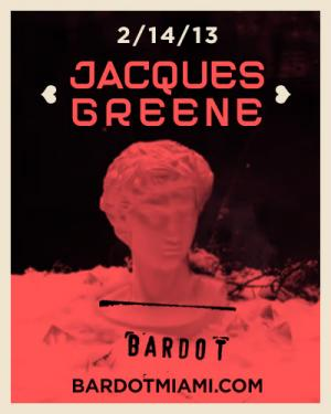 Jacques Greene | Valentines Day