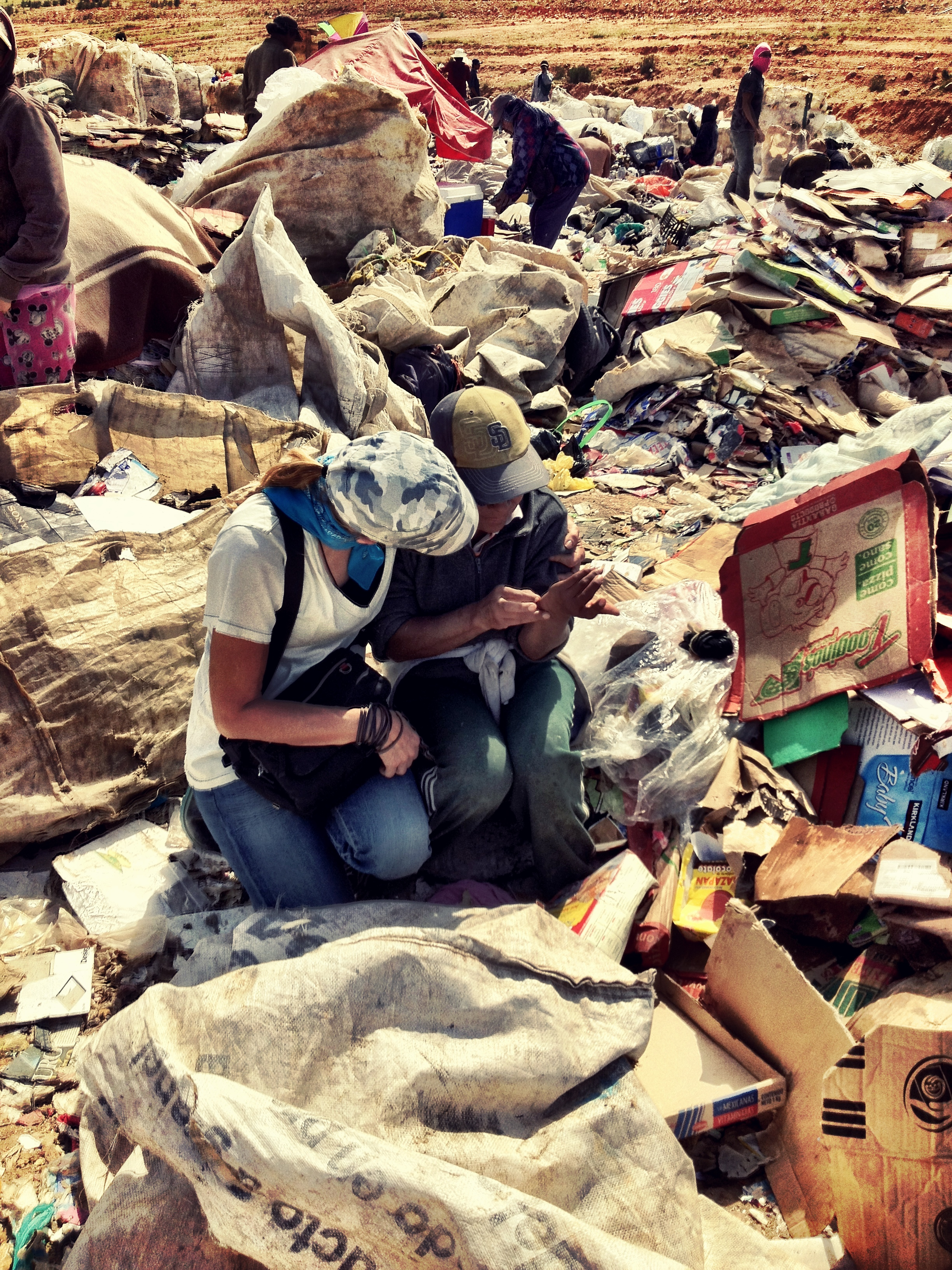 Garbage Dumps in Mexico at The Garbage Dump