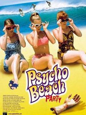 Psycho Beach Party Benefit