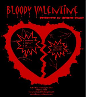 Bloody Valentine Party