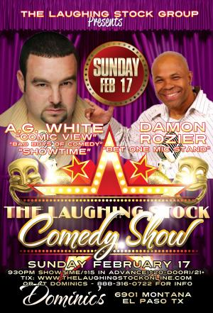 The Laughing Stock Comedy Show